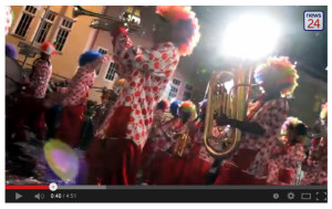 Cape Town Carnival 2012 YouTube Video. http://www.youtube.com/watch?feature=player_detailpage&v=ffxhzzAv0FA