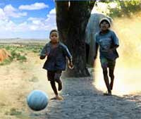 Pack for a Purpose - a new soccer ball?