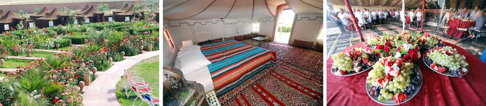 Morocco accommodation banner