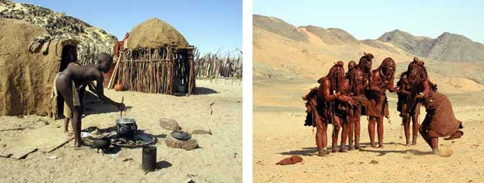 The Himba - Namibia