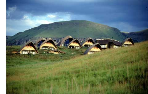 Didima Camp, Cathedral Peak, Drakensberg