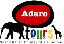 Adaro Tours website link