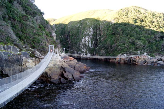 Storms River Mouth, Tsitsikamma National Park