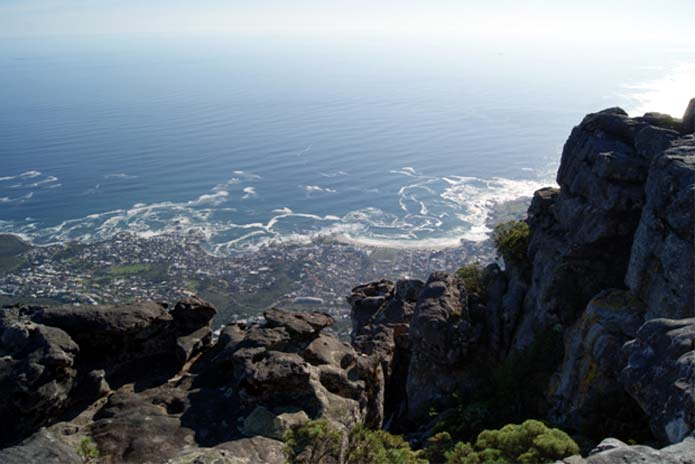 Table Mountain Views from the Top