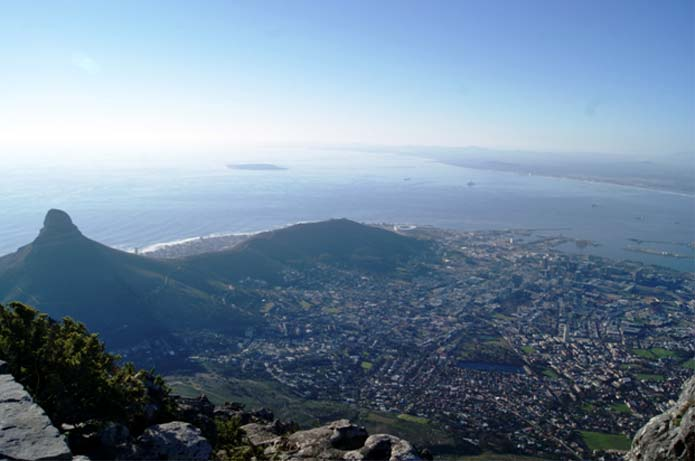 Table Mountain - Views from the Top