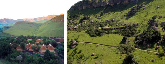 Giant's Castle Camp, Drakensberg