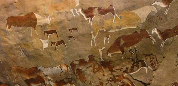Drakensberg Rock Painings