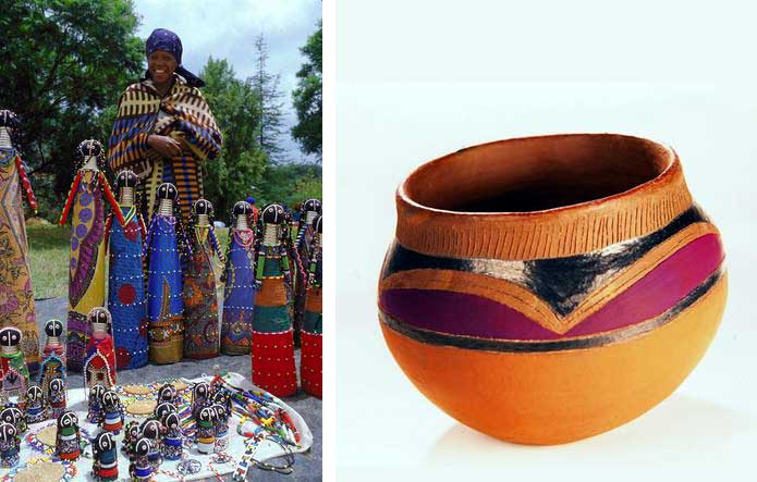 Venda Artist and Pottery