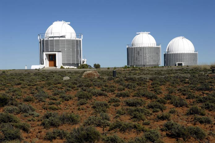 South African Astronomical Observatory, Sutherland