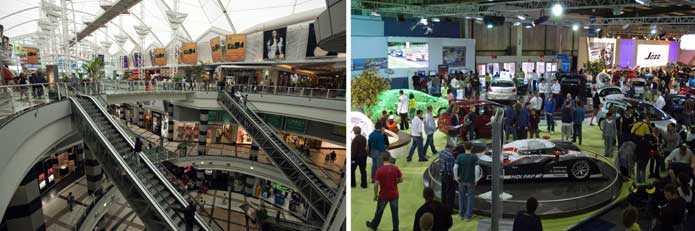 Rosebank Mall and International Trade Fair
