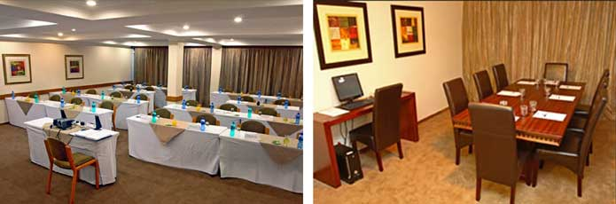 Point Hotel conference facilities