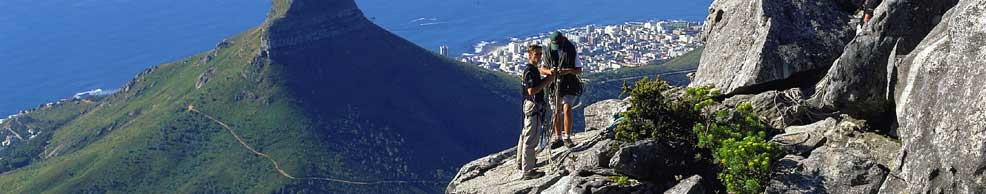 Adventure Activities - mountain hiking