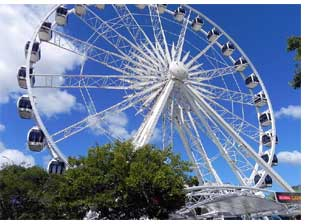 Cape Town Waterfront Wheel of Excellence