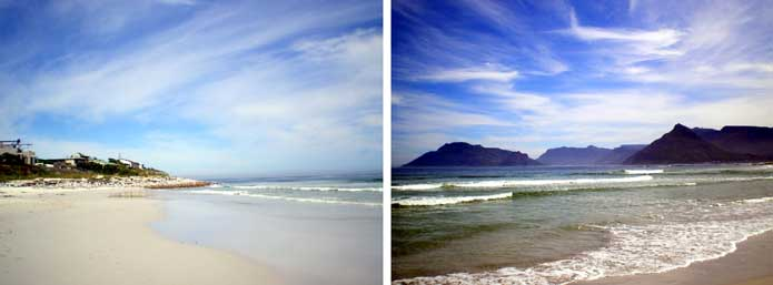 Long Beach, Kommetjie - Cape Town's beaches