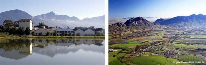 Tulbagh Winery and the Tulbagh Valley